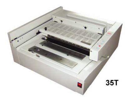 מכונת כיכה בדבק חם 35T
